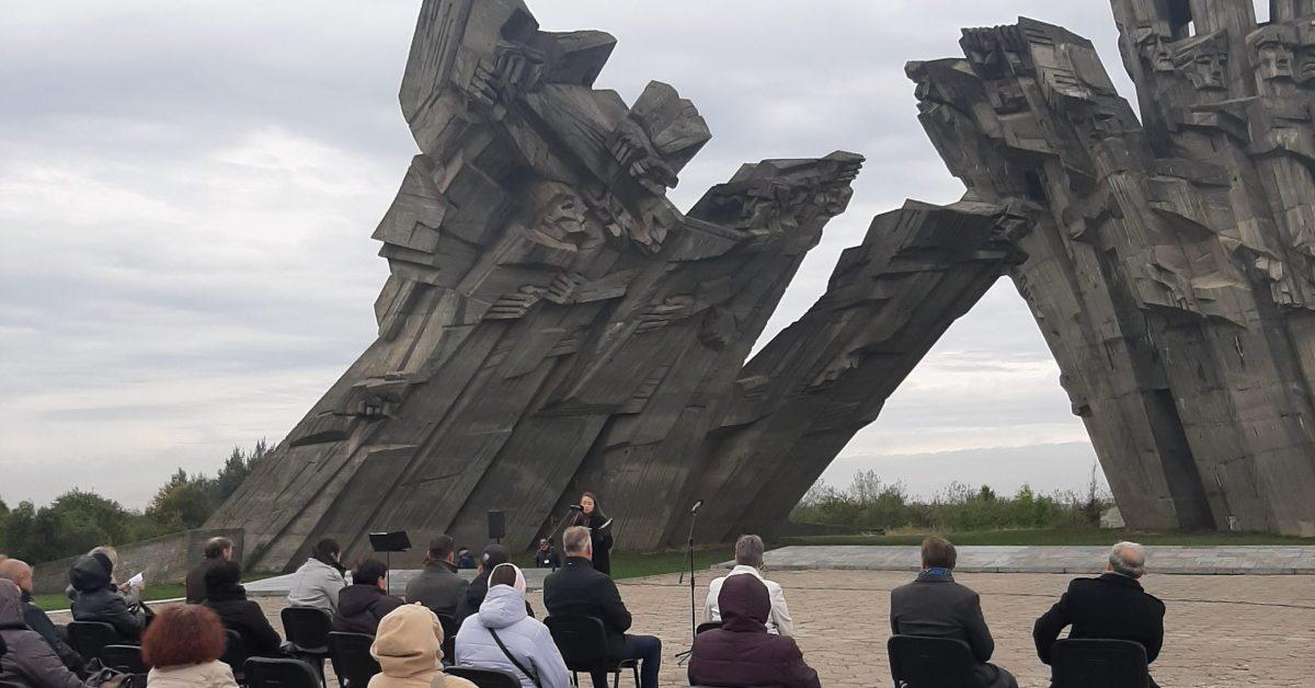"""1941 –  2021 Totalitarinių režimų aukų atminimo metai """"Visada prisiminti. Neleisti pasikartoti"""""""