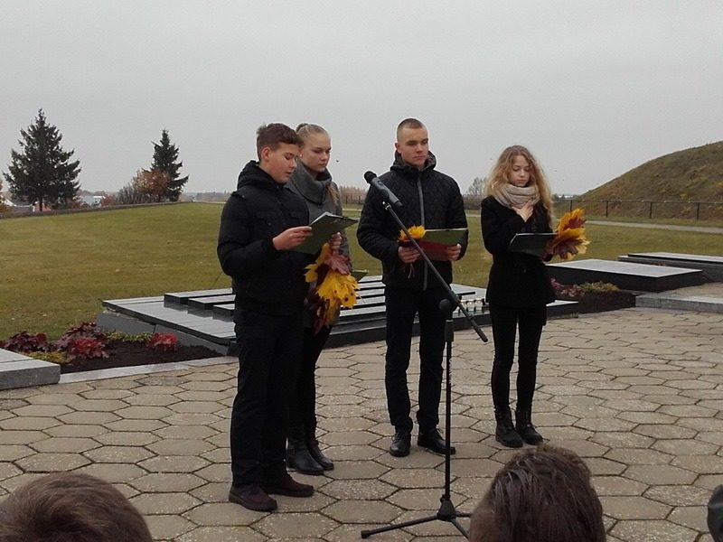 Minėjimas IX forte