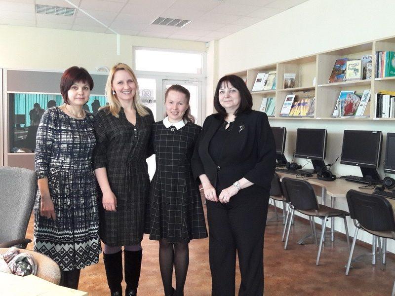 Rusų kalbos pamoka VDU užsienio kalbų institute