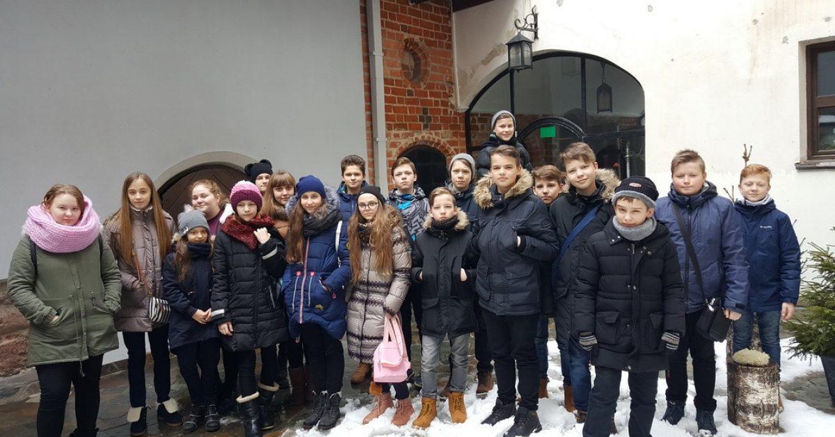 Išvyka į Lietuvos medicinos ir farmacijos istorijos muziejų