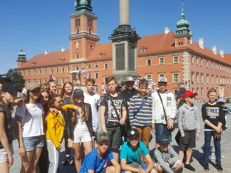 Lankėmės Varšuvos Koperniko mokslo centre