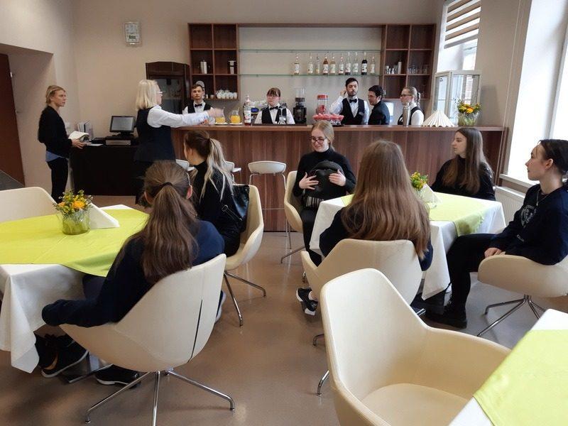 Atvirų durų diena Maisto pramonės ir prekybos mokymo centre