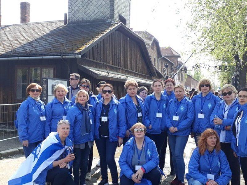 Tarptautinis Gyvųjų maršo renginys Lenkijoje