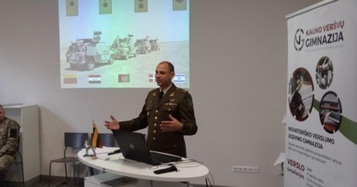 Lapkričio 23-ioji – Lietuvos kariuomenės diena