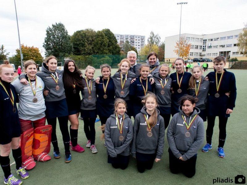 Lietuvos merginų U-18 žolės riedulio pirmenybės