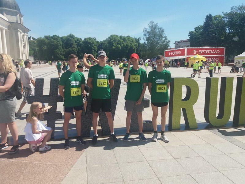 We run Vilnius – 5 km bėgimas