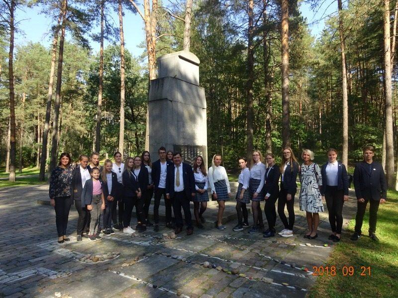 Rugsėjo 23 – Lietuvos žydų genocido atminimo diena