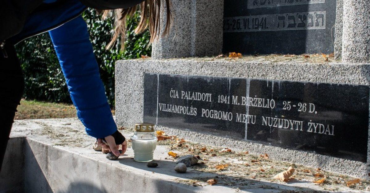 Rugsėjo 23 – Lietuvos žydų genocido diena