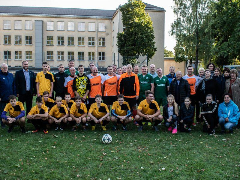 Šimtmečio futbolo rungtynės