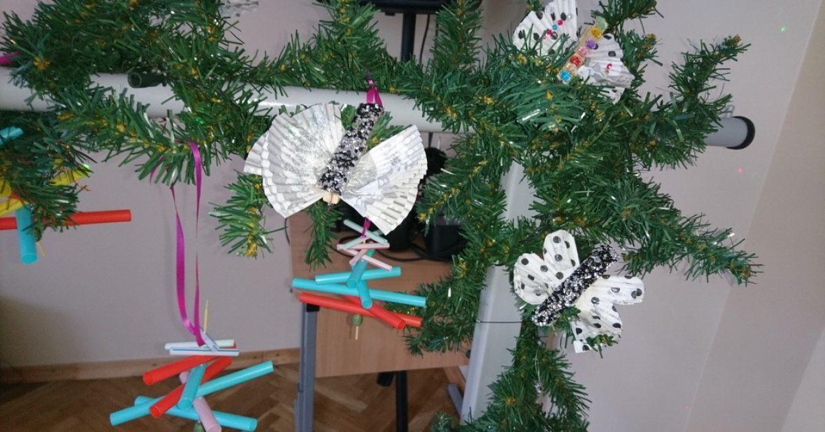 Kalėdų miestelis pradinėje mokykloje