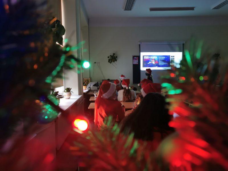 Kalėdinio stebuklo belaukiant