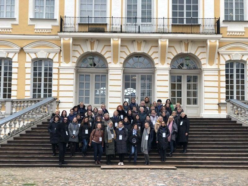 Mokomasis vizitas į Latviją ir Estiją