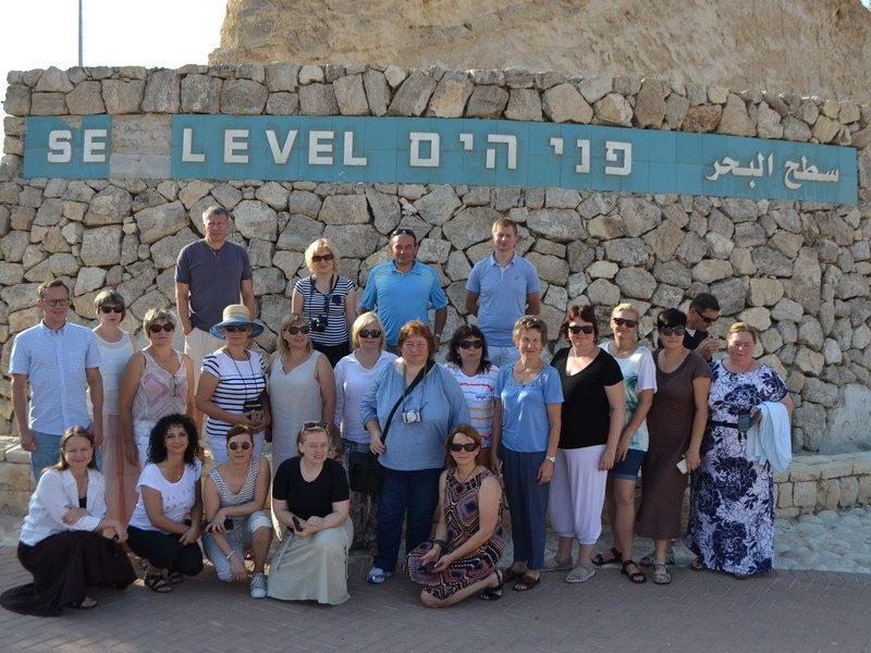 Stažuotės Izraelyje įspūdžiai