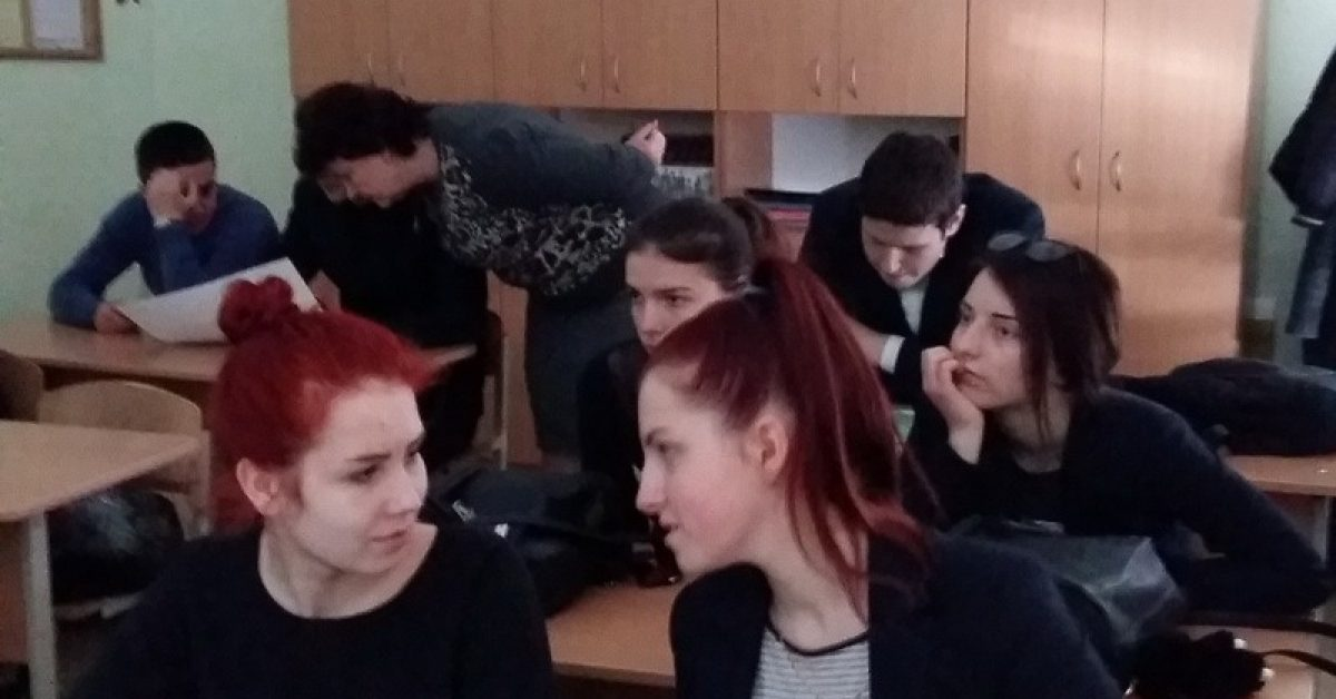 Integruota lietuvių kalbos ir ugdymo karjeros pamoka