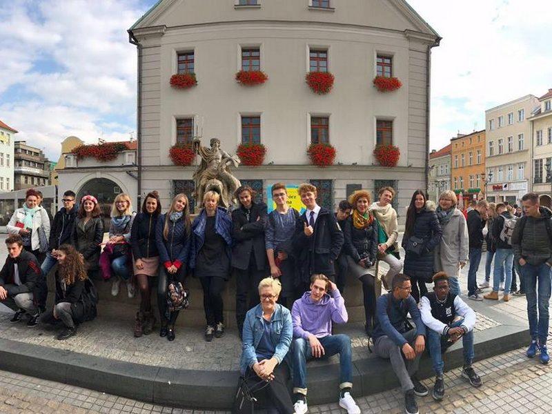 Erasmus+ CSN veiklos Lenkijoje