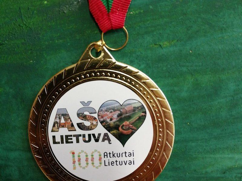 Kvadrato varžybos paminėti Lietuvos 100metį