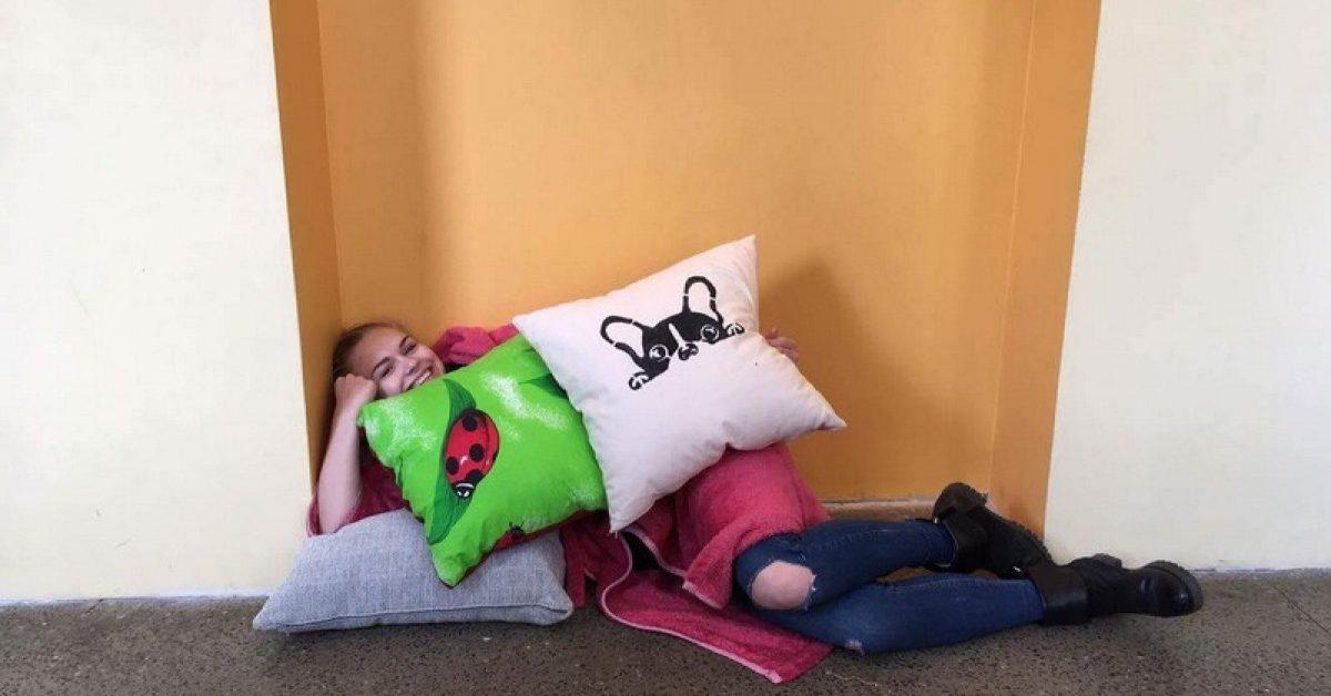 Miego diena gimnazijoje
