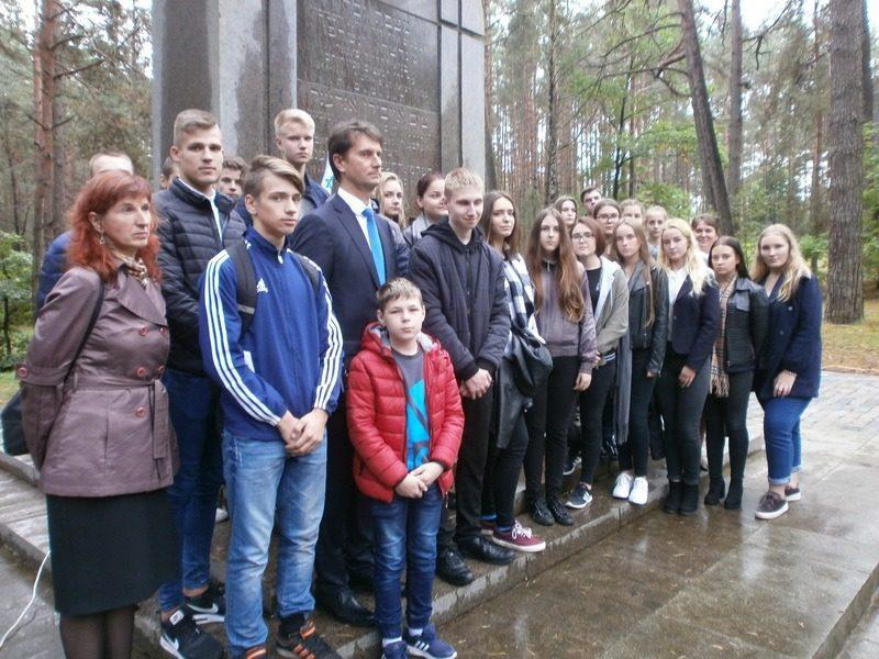 Rugsėjo 22 – 26 dienomis minima Lietuvos žydų genocido aukų atminties diena (23 d.)