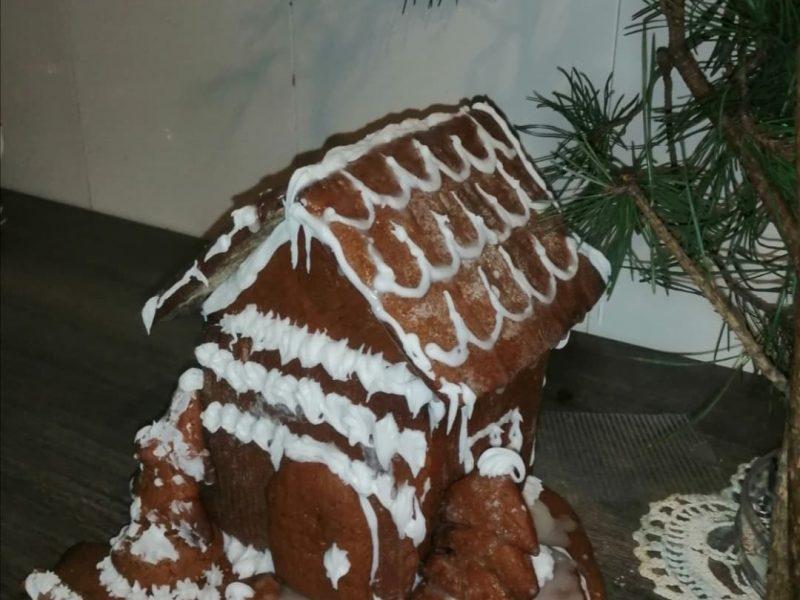 Kalėdinis namelis