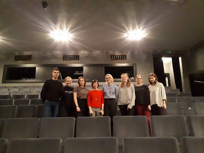 NKDT Teatro Ambasadorių akademijos dalyvių atranka