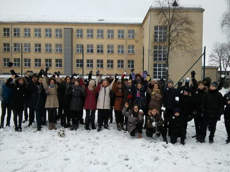 Projektas World Snow Day